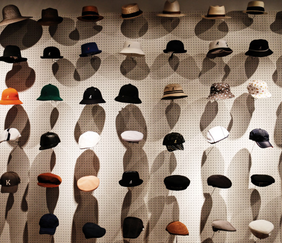 Kangol headwear Spring / Summer 2016 hat collection