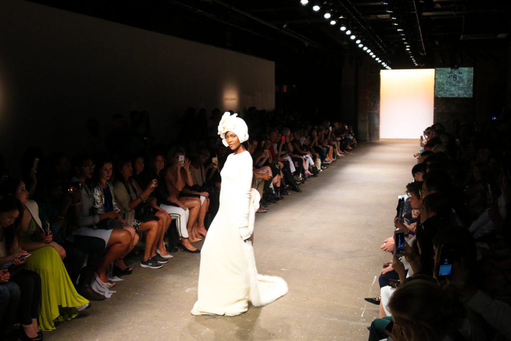 Cashmere Song at Globe Fashion Week x China Movement