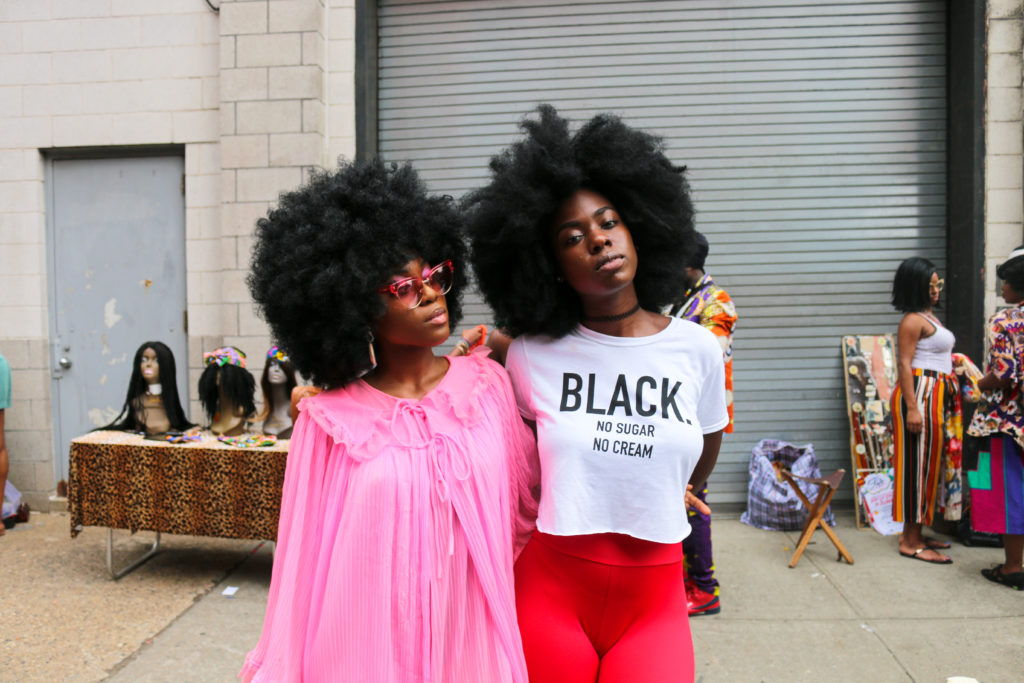 Essence Street Style Block Party