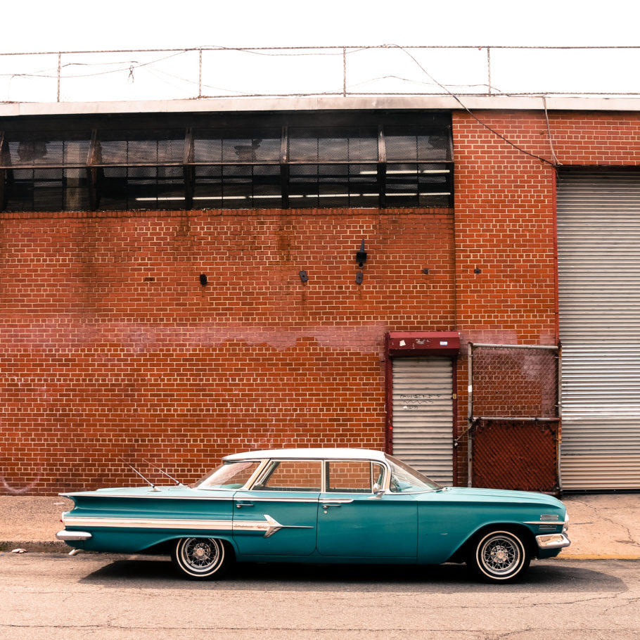 Classic 1960 Impala in Brooklyn